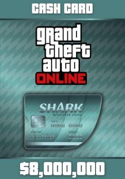 Joc Grand Theft Auto V GTA: Megalodon Shark Cash Card PC pentru Official Website
