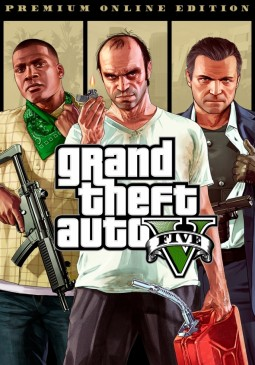 Joc Grand Theft Auto V: Premium Online Edition Rockstar CD Key pentru Official Website