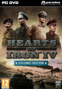 Joc Hearts of Iron IV (Colonel Edition) pentru Steam
