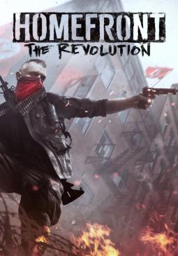 Joc Homefront: The Revolution pentru Steam