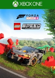 Forza Horizon 4 - LEGO Speed Champions DLC XBOX One CD Key