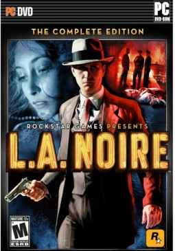 Joc L.A. Noire: The Complete Edition Steam CD Key pentru Steam