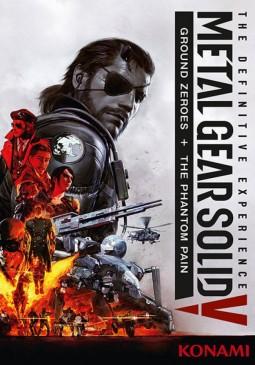 Joc Metal Gear Solid V The Definitive Experience Steam CD Key pentru Steam