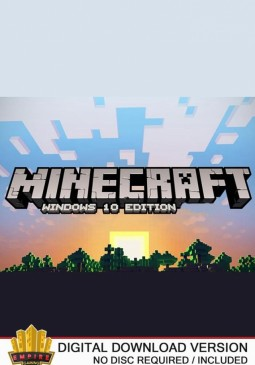 Joc Minecraft Windows 10 Edition Microsoft Key pentru Official Website