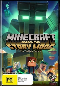 Minecraft: Story Mode Season Two Steam Key
