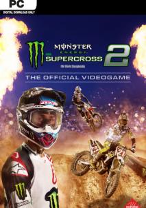 Monster Energy Supercross - The Official Videogame 2 Steam CD Key