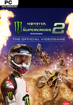 Joc Monster Energy Supercross - The Official Videogame 2 Steam CD Key pentru Steam