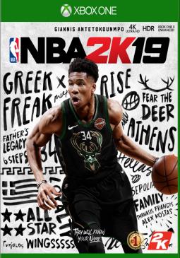 Joc NBA 2K19 XBOX One CD Key pentru XBOX