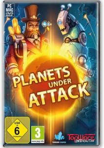 Planets Under Attack Steam PC