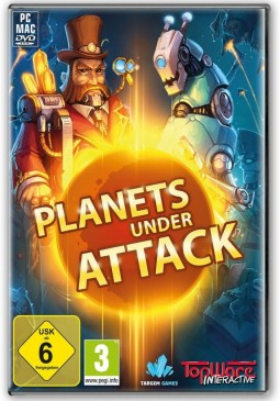 Joc Planets Under Attack Steam PC pentru Promo Offers