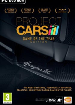 Project CARS GOTY Steam CD Key