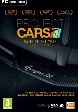 Joc Project CARS GOTY Steam CD Key pentru Steam