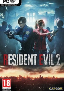 Resident Evil 2/ Biohazard RE: 2 EU Steam CD KEY