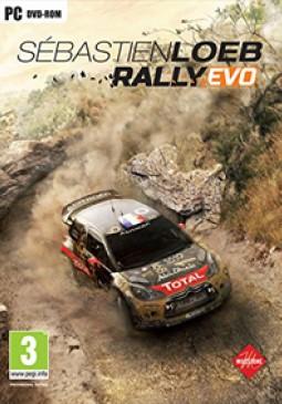 Joc Sébastien Loeb Rally Evo pentru Steam