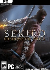 Sekiro: Shadows Die Twice EU Steam CD-Key