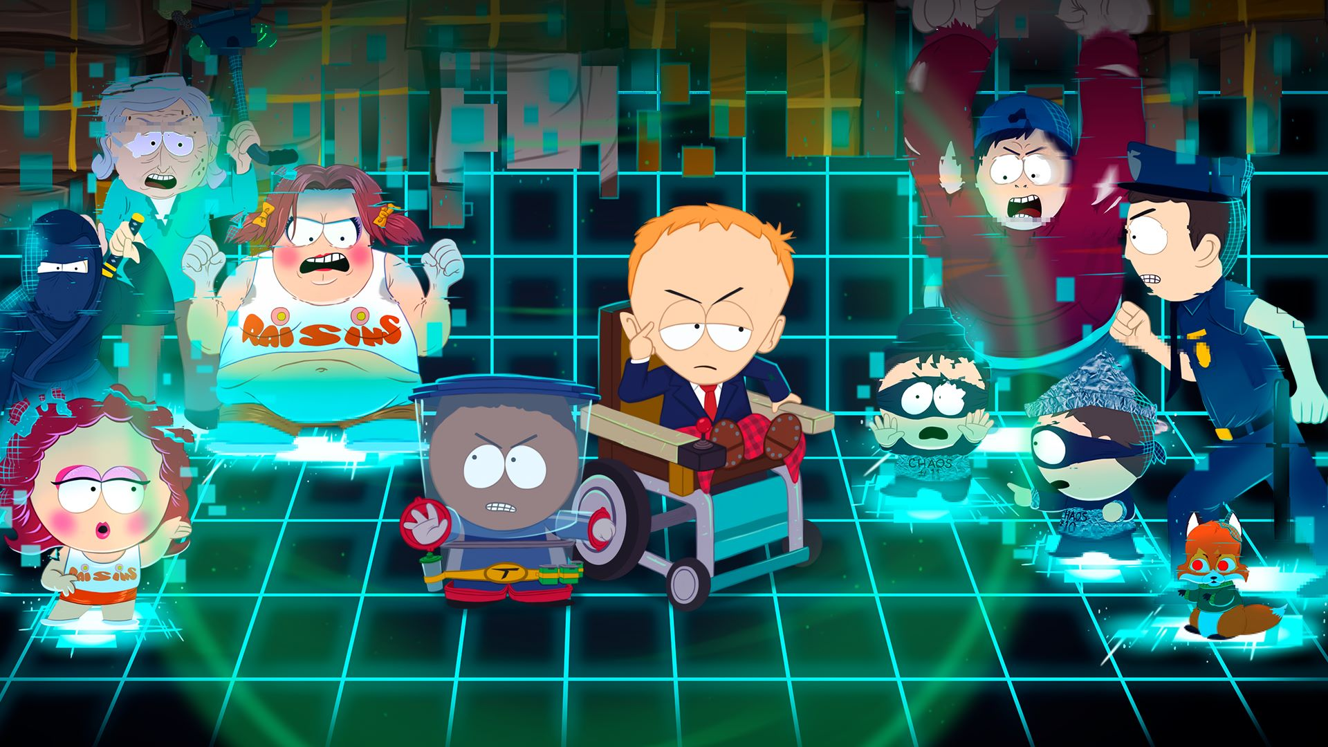 how to play torrented south park the fractured but whole
