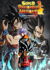 Super Dragon Ball Heroes: World Mission STEAM CD-Key