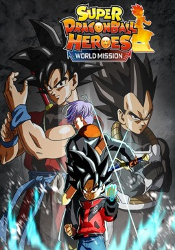 Joc Super Dragon Ball Heroes: World Mission STEAM CD-Key pentru Steam