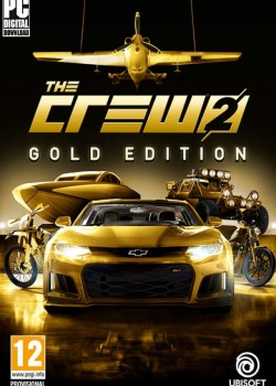 The Crew 2 Gold Edition EU Uplay CD Key