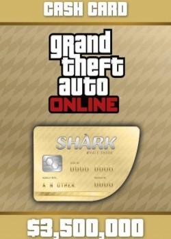 Grand Theft Auto V GTA: Whale Shark Cash Card PC