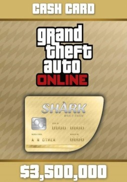 Joc Grand Theft Auto V GTA: Whale Shark Cash Card PC pentru Official Website