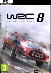 WRC 8 FIA World Rally Championship Epic Games CD Key