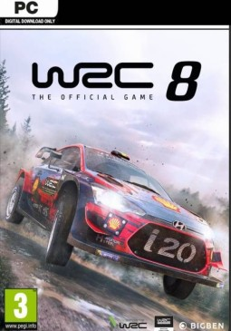 Joc WRC 8 FIA World Rally Championship Epic Games CD Key pentru Official Website