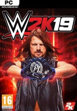 Joc WWE 2K19 Steam CD Key pentru Steam