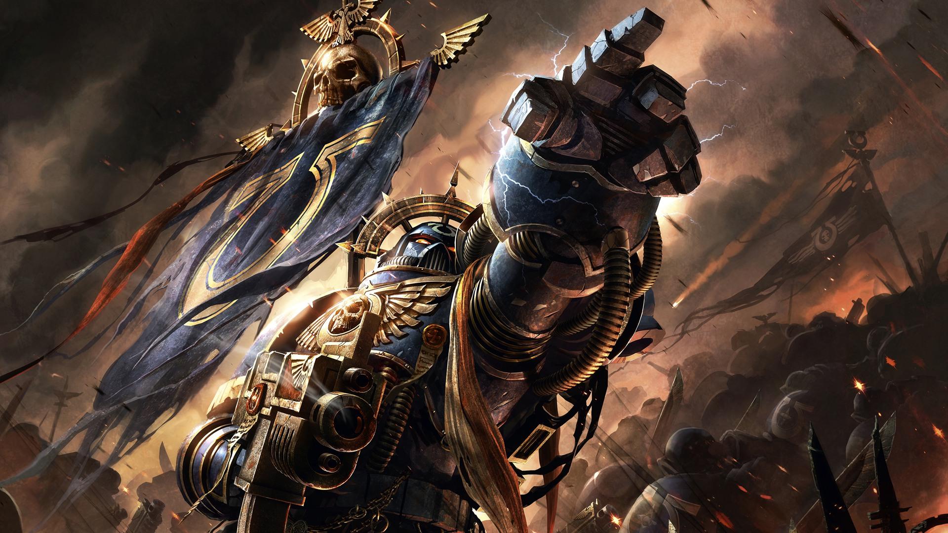 Best Buy Military Discount >> Warhammer 40,000: Dawn of War III