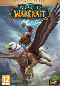 Joc World Of Warcraft New Player Edition pentru Battle.net