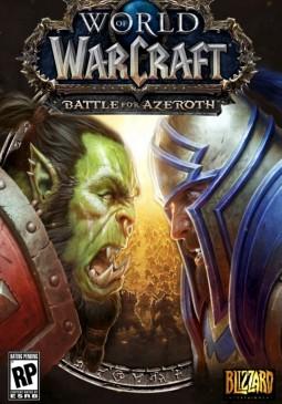 Joc World of Warcraft Battle for Azeroth EU PC pentru Battle.net