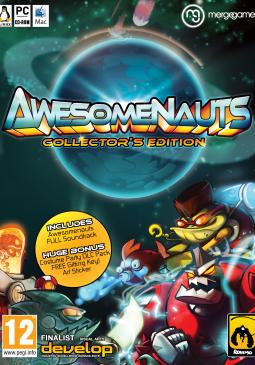 Joc Awesomenauts Collectors Edition pentru Steam