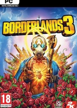 Borderlands 3 EU Epic Games CD Key