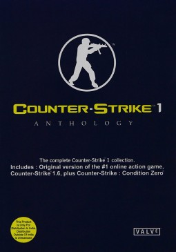 Joc Counter-Strike Anthology pentru Steam