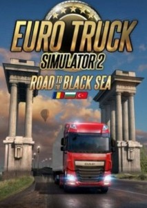 Euro Truck Simulator 2 - Road to the Black Sea DLC Steam Key
