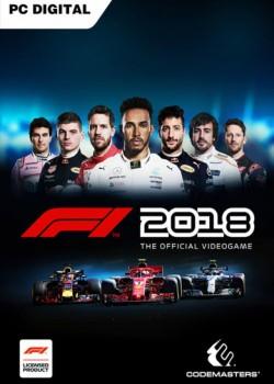 F1 2018 STEAM CD-Key