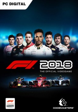 Joc F1 2018 STEAM CD-Key pentru Steam