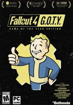 Joc Fallout 4 GOTY Edition Steam CD Key pentru Steam
