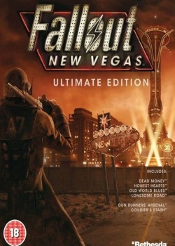Fallout New Vegas Ultimate Edition - PC (Steam)