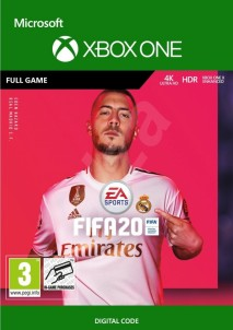 FIFA 20 XBOX One CD Key