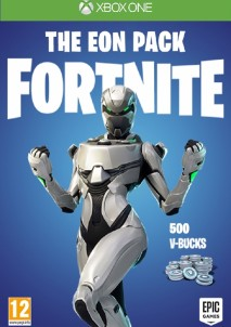 Fortnite Eon Skin + 500 V-Bucks XBOX ONE CD Key