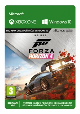 Joc Forza Horizon 4 Standard Edition XBOX One / Windows 10 CD Key pentru XBOX
