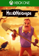 Hello Neighbor XBOX One / Windows 10