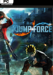 Jump Force STEAM CD-Key