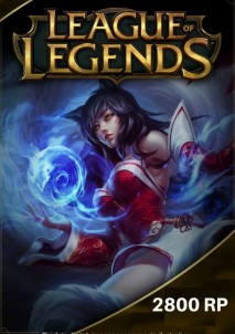 League of Legends 2800 Riot Points