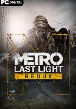Joc Metro: Last Light Redux Steam CD Key pentru Steam