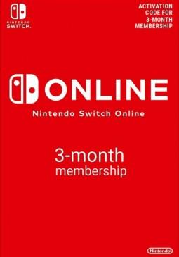 Joc Nintendo Switch Online Membership 90 Days EUROPE pentru Nintendo eShop
