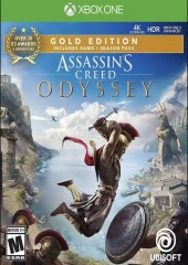 Assassin's Creed Odyssey Gold Edition EU XBOX One Key