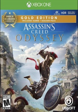Joc Assassin s Creed Odyssey Gold Edition EU XBOX One Key pentru XBOX