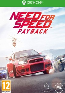 Need for Speed: Payback XBOX One CD Key